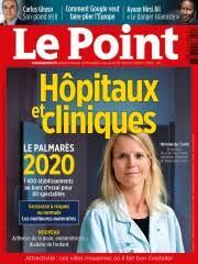 Hôpitaux et Cliniques: le palmares 2020